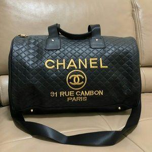 Large Travel Duffle Gym Bag